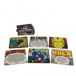 Posavasos Marvel Comics