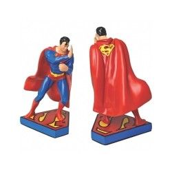 Sujetalibros Bookends Superman