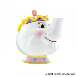Tetera Mrs. Potts de la...
