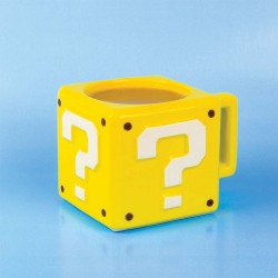 Taza 3D Super Mario Question