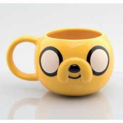 Taza Adventure Jake the Dog